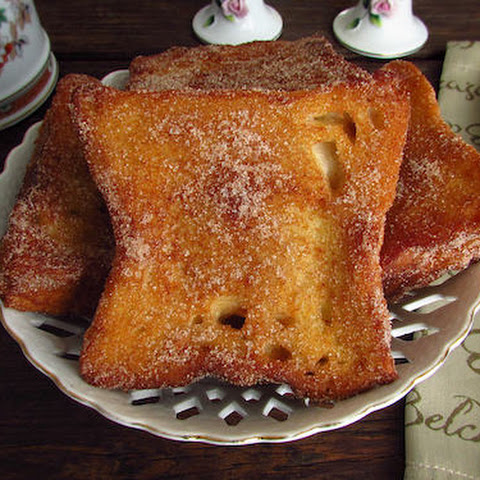 how to make sweet bread toast