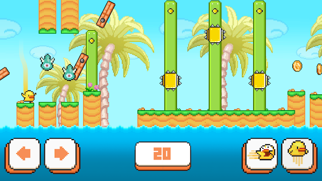 Birdy McFly : Run And Fly Over It! APK screenshot thumbnail 11