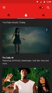 YouTube Music for Lollipop - Android 5.0
