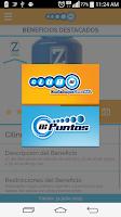 Screenshot of Mi Club BI
