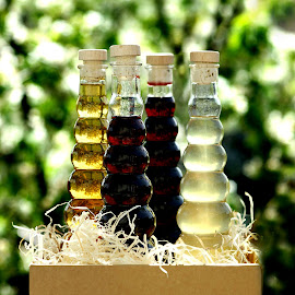 Four fine fruit liqueur :) by Alka Smile - Food & Drink Alcohol & Drinks
