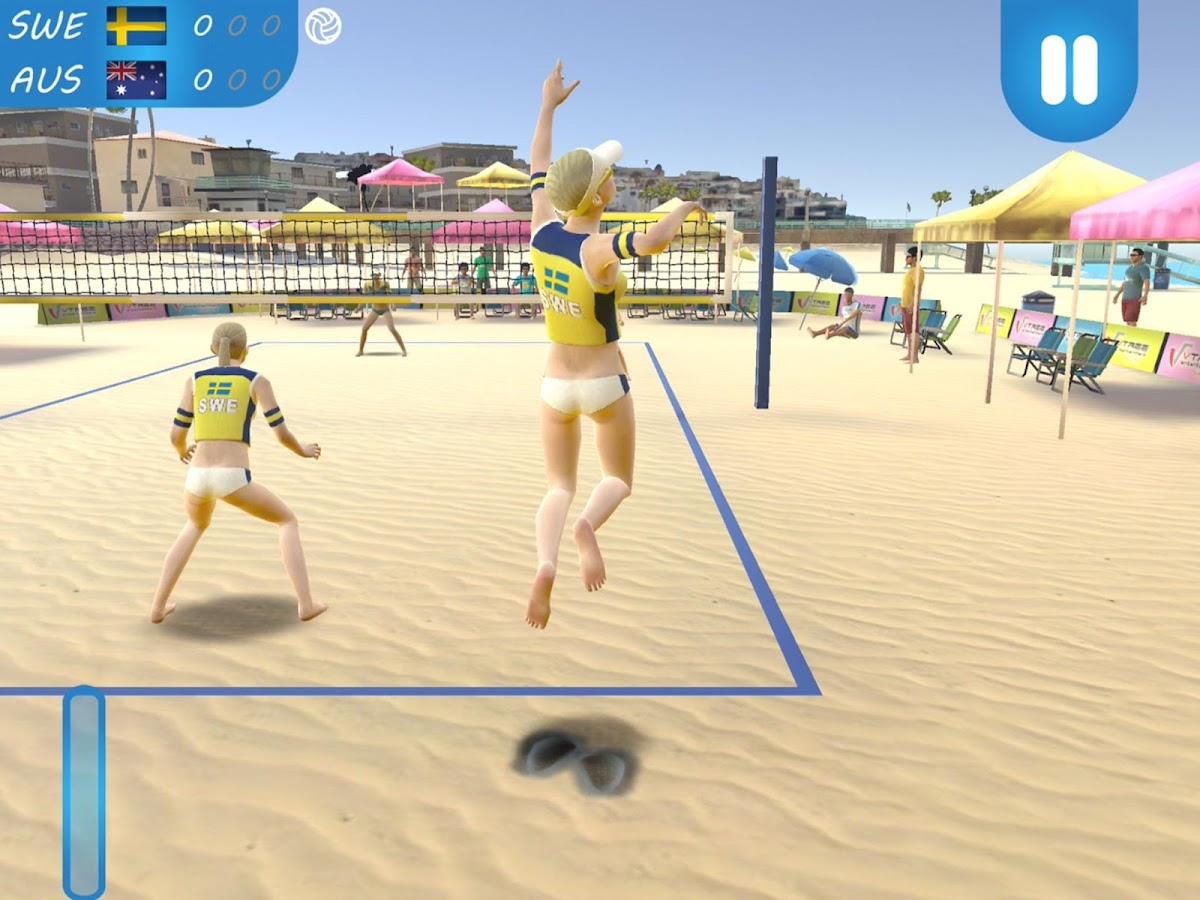Beach Volleyball 2016 Screenshot 11