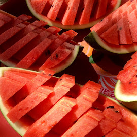 just watermelon by Mary Yeo - Food & Drink Fruits & Vegetables (  )