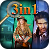 Hidden Object Detective 3-in-1