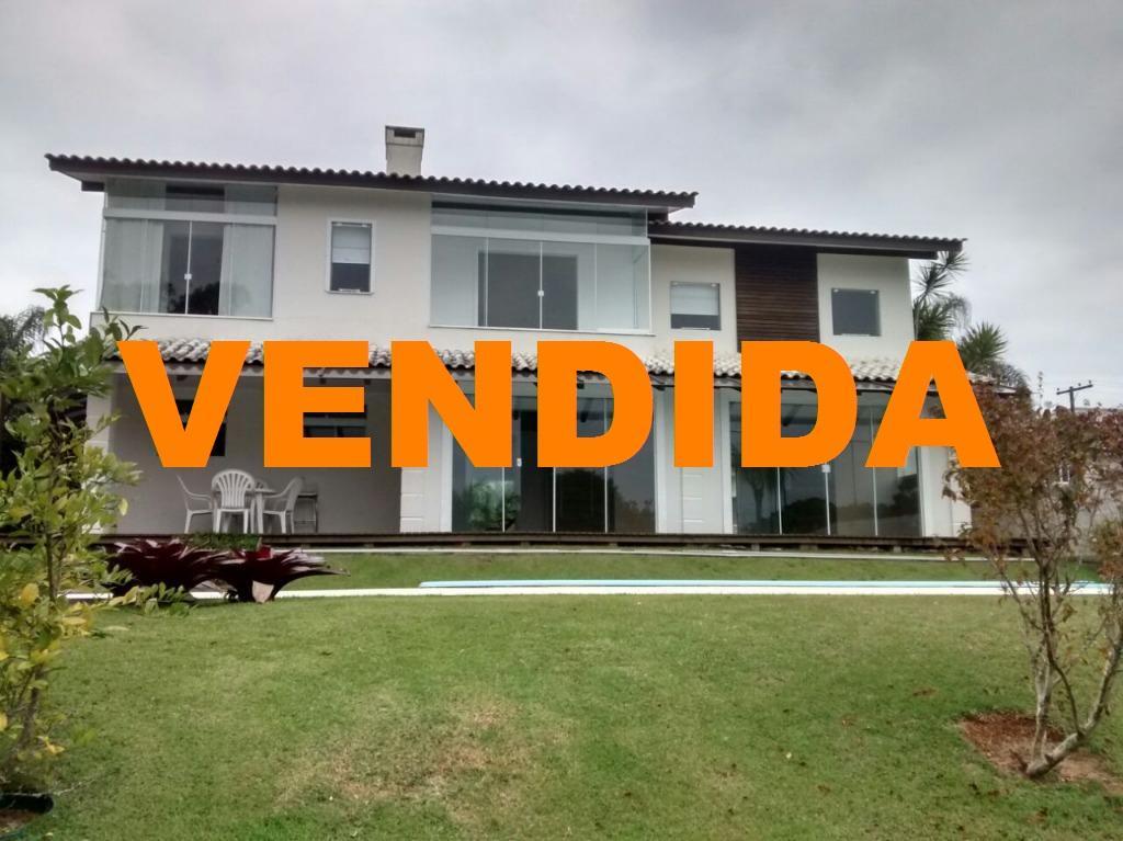 Casa 3 Dorm, Cacupé, Florianópolis (CA0485)