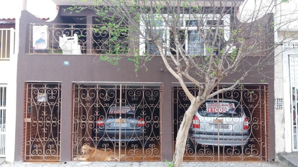 Casa 3 Dorm, Jardim Paraventi, Guarulhos (SO1385)