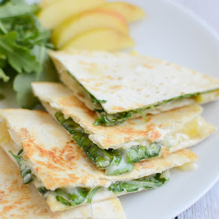 Apple Brie Quesadilla Recipes