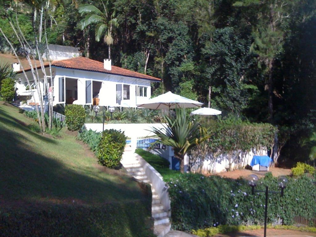 Sítio rural à venda, Chácaras Condomínio Recanto Pássaros II, Jacareí.