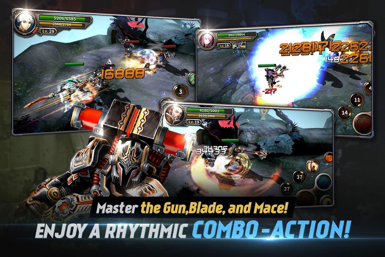 Blade Waltz Screenshot 2
