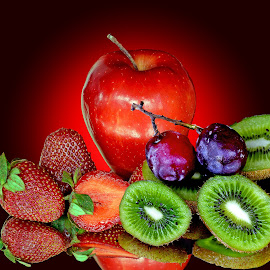 Fruit store by Asif Bora - Food & Drink Fruits & Vegetables (  )