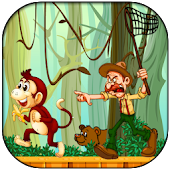 Jungle Monkey Run APK for Bluestacks