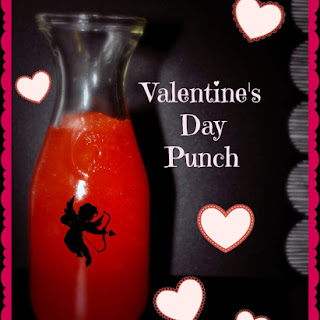 Valentine's Day Punch