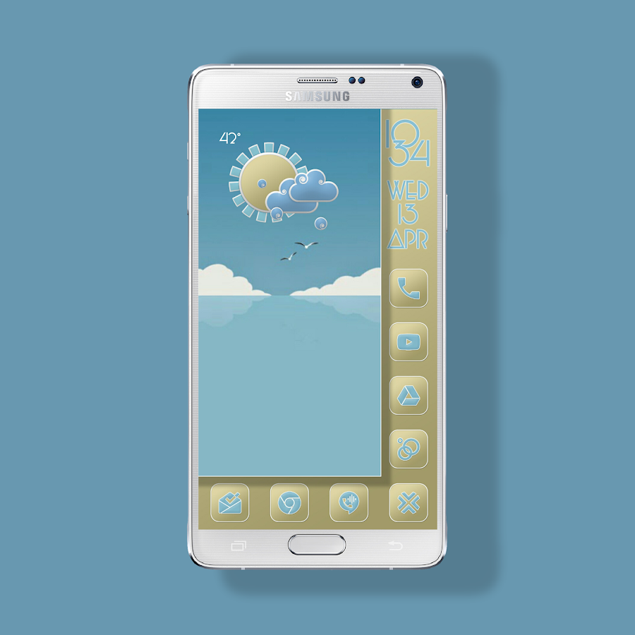 Pastel Collection 6 Icon Pack Screenshot 1