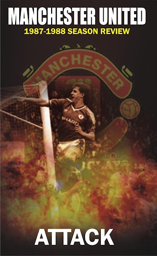 MANCHESTER UNITED EBOOK 87/88 APK