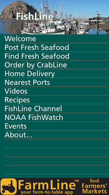 FishLine Fresh Local Seafood screenshots