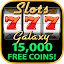 Slots Galaxy Free Vegas Casino APK for Blackberry