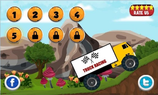 Hill Climb Truck Racing - screenshot