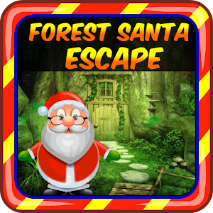 Best Escape - Forest Santa