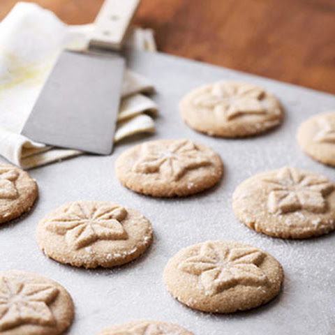 Brown Sugar Shortbreads