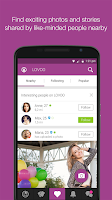 Screenshot of LOVOO - Chat and meet people