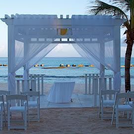 Sea shore Wedding by Valentin Rodriguez  - Wedding Other (  )