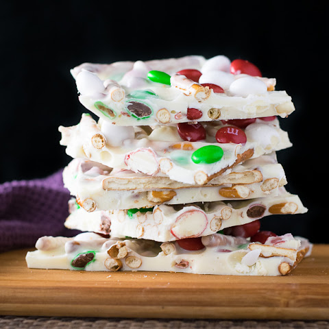 M&M's® Christmas Bark