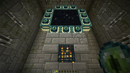 End Portal Mod - Minecraft PE screenshot 1