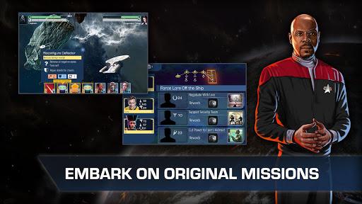 Star Trek Timelines - screenshot