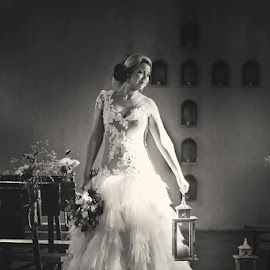 by Albert de Weerd - Wedding Bride