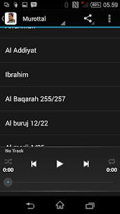 Muzammil hazballah (mp3) - screenshot