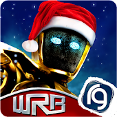 Game Real Steel World Robot Boxing version 2015 APK