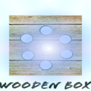 S.P. Wooden Spirit Box