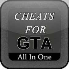 Cheats for GTA : All in One