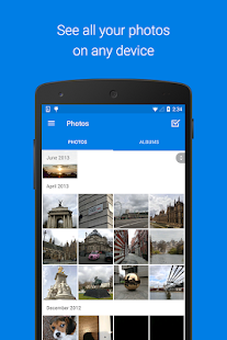 Free Dropbox APK for Windows 8