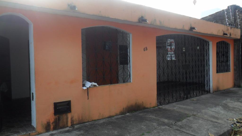 Casa residencial para locação, Coqueiro, Belém.
