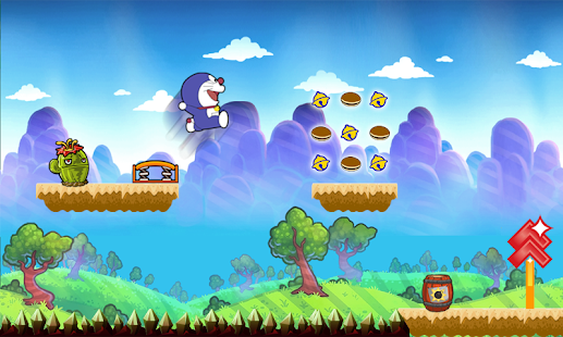 Game Doreamon Jungle Adventure Game APK for Windows Phone