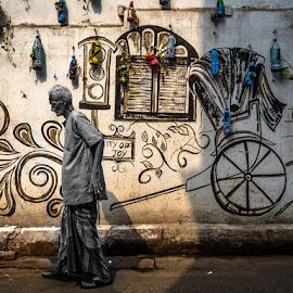 by Tuhin Tarafdar - People Street & Candids