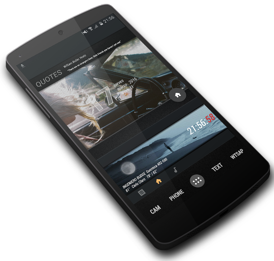 RulleT for Klwp Screenshot 5
