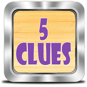 1 ANSWER 5 CLUES