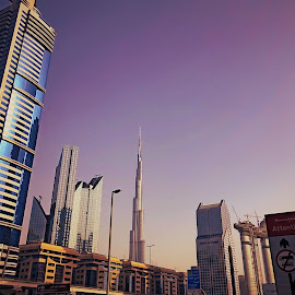 The Gold City by Ahmed Bhutta - Buildings & Architecture Office Buildings & Hotels ( dubai )