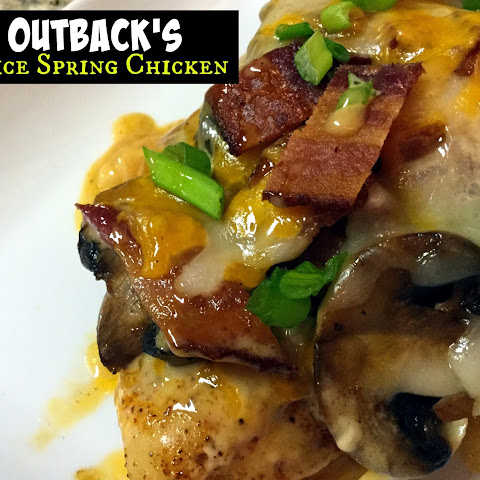 Outback Alice Spring's Chicken Copycat