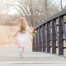Running by Kellie Jones - Babies & Children Children Candids