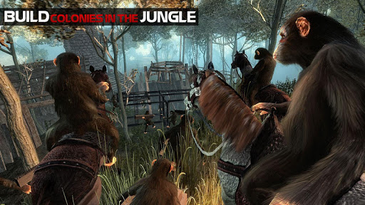 Life of Apes Jungle Survival For PC