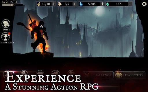 Shadow of Death: Dark Knight - Stickman Fighting screenshot 2
