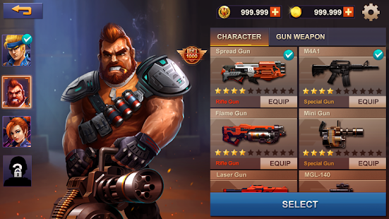 Metal Squad APK for Kindle Fire