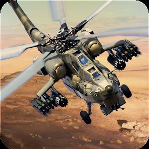 Helicopter Air Gunship : Modern War