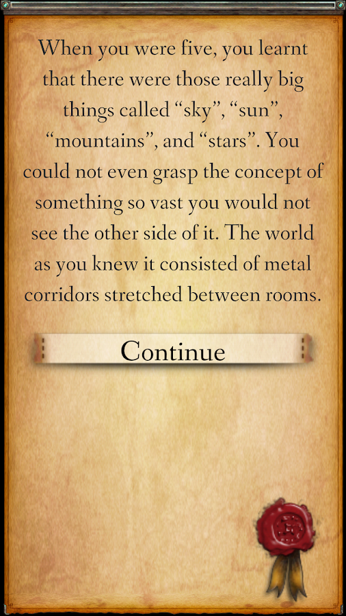 RPG Module: A game of choices Screenshot 2