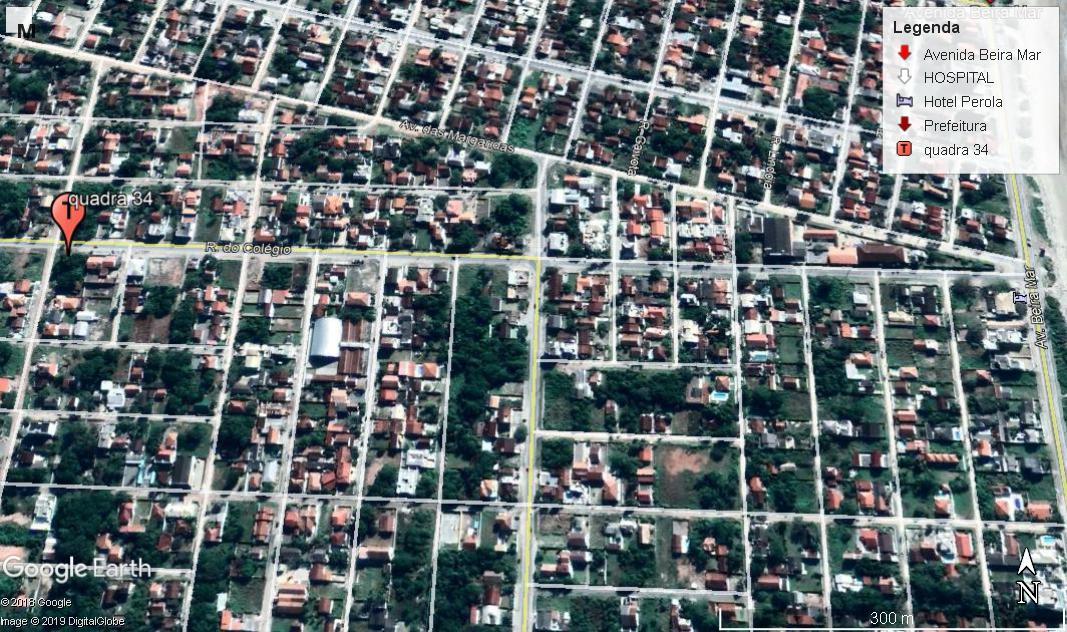 Terreno à venda, 450 m² por R$ 220.000 - Jardim Perola do Atlântico - Itapoá/SC