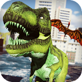 T-Rex Simulator In San Andreas APK Icon