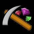 APK Game Gem Miner: Dig Deeper for BB, BlackBerry